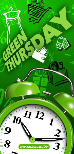 GREEN THURSDAY